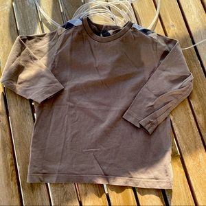 Shirt long sleeves 24 / 36 months Burberry brown